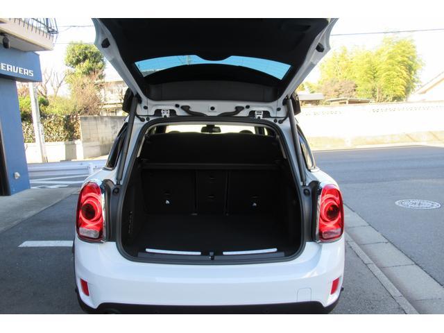 クーパーD クロスオーバー オール4 新車保証付き LEDヘッドライト ペッパーPKG ACC パワーテールゲート 純ナビBカメラ シートヒーター MINIドライブモード ブラックルーフ 4駆ディーゼル 後席USB ルーフレール(55枚目)