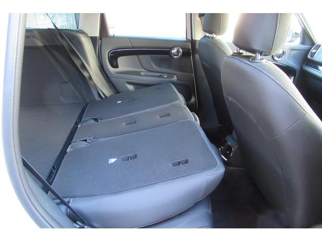 クーパーD クロスオーバー オール4 新車保証付き LEDヘッドライト ペッパーPKG ACC パワーテールゲート 純ナビBカメラ シートヒーター MINIドライブモード ブラックルーフ 4駆ディーゼル 後席USB ルーフレール(56枚目)