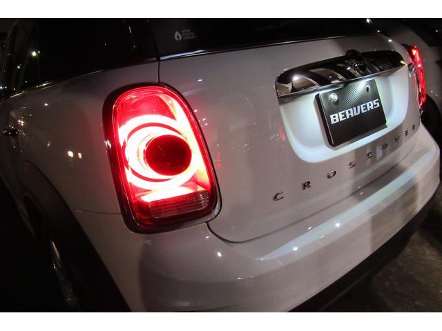 クーパーD クロスオーバー オール4 新車保証付き LEDヘッドライト ペッパーPKG ACC パワーテールゲート 純ナビBカメラ シートヒーター MINIドライブモード ブラックルーフ 4駆ディーゼル 後席USB ルーフレール(57枚目)