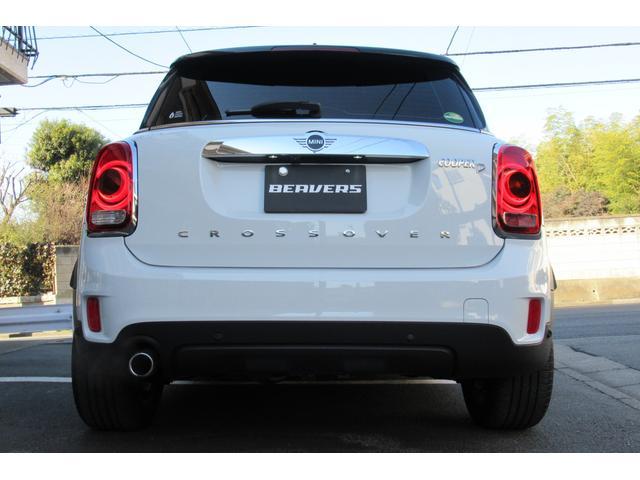 クーパーD クロスオーバー オール4 新車保証付き LEDヘッドライト ペッパーPKG ACC パワーテールゲート 純ナビBカメラ シートヒーター MINIドライブモード ブラックルーフ 4駆ディーゼル 後席USB ルーフレール(61枚目)