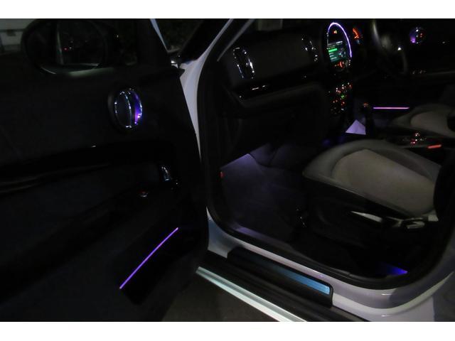 クーパーD クロスオーバー オール4 新車保証付き LEDヘッドライト ペッパーPKG ACC パワーテールゲート 純ナビBカメラ シートヒーター MINIドライブモード ブラックルーフ 4駆ディーゼル 後席USB ルーフレール(63枚目)