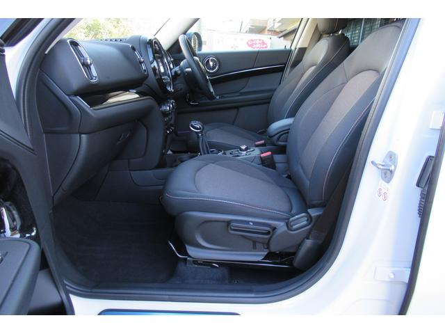 クーパーD クロスオーバー オール4 新車保証付き LEDヘッドライト ペッパーPKG ACC パワーテールゲート 純ナビBカメラ シートヒーター MINIドライブモード ブラックルーフ 4駆ディーゼル 後席USB ルーフレール(64枚目)