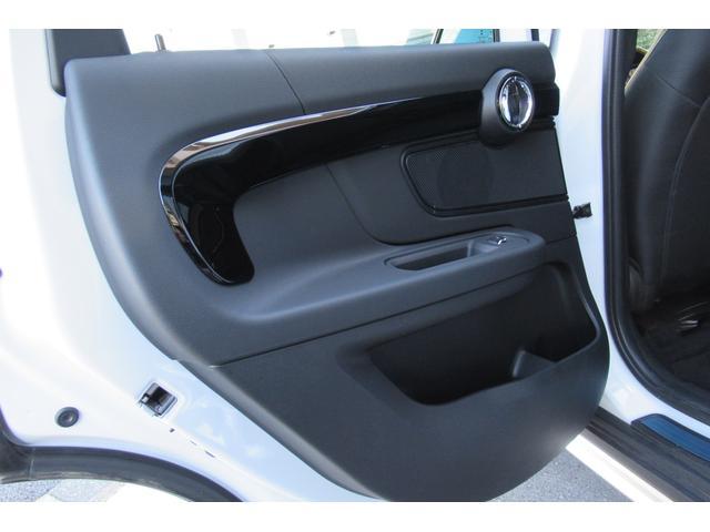 クーパーD クロスオーバー オール4 新車保証付き LEDヘッドライト ペッパーPKG ACC パワーテールゲート 純ナビBカメラ シートヒーター MINIドライブモード ブラックルーフ 4駆ディーゼル 後席USB ルーフレール(69枚目)
