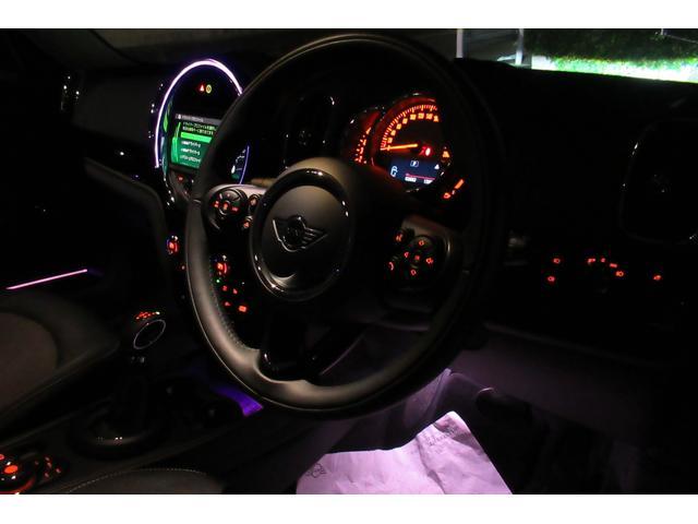 クーパーD クロスオーバー オール4 新車保証付き LEDヘッドライト ペッパーPKG ACC パワーテールゲート 純ナビBカメラ シートヒーター MINIドライブモード ブラックルーフ 4駆ディーゼル 後席USB ルーフレール(77枚目)