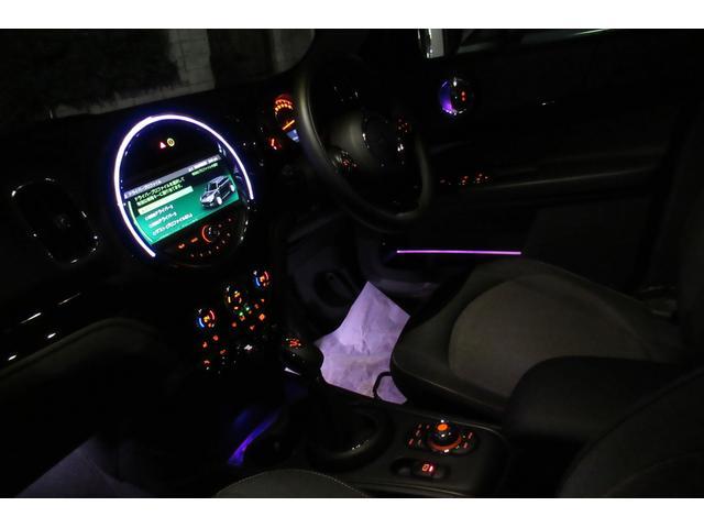 クーパーD クロスオーバー オール4 新車保証付き LEDヘッドライト ペッパーPKG ACC パワーテールゲート 純ナビBカメラ シートヒーター MINIドライブモード ブラックルーフ 4駆ディーゼル 後席USB ルーフレール(79枚目)