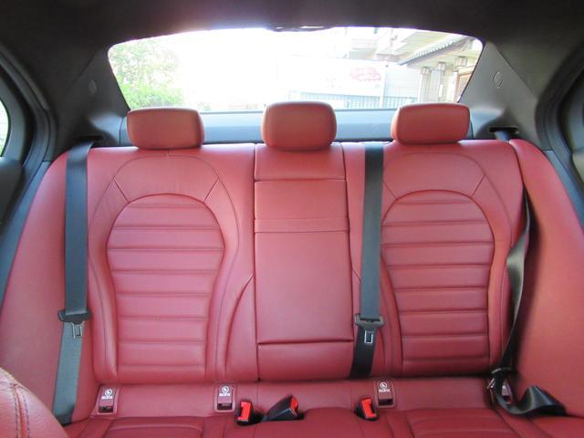 C200アバンギャルド AMGライン パワートランク HUD 赤革シートヒーター 両席パワーシート ディストロニック+ エアサス キーレスゴー 純ナビTVバックカメラ  レーダーセーフ(8枚目)