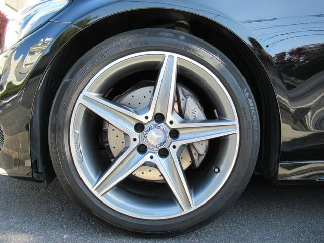 C200アバンギャルド AMGライン パワートランク HUD 赤革シートヒーター 両席パワーシート ディストロニック+ エアサス キーレスゴー 純ナビTVバックカメラ  レーダーセーフ(40枚目)