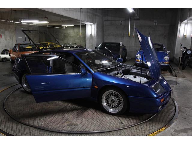 ルノー ルノー アルピーヌ GTA V6ターボ/ル・マン 国内限定50台中の1台