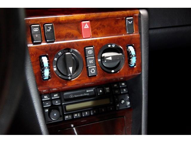 E320 W124 95年式 走行23000km(10枚目)