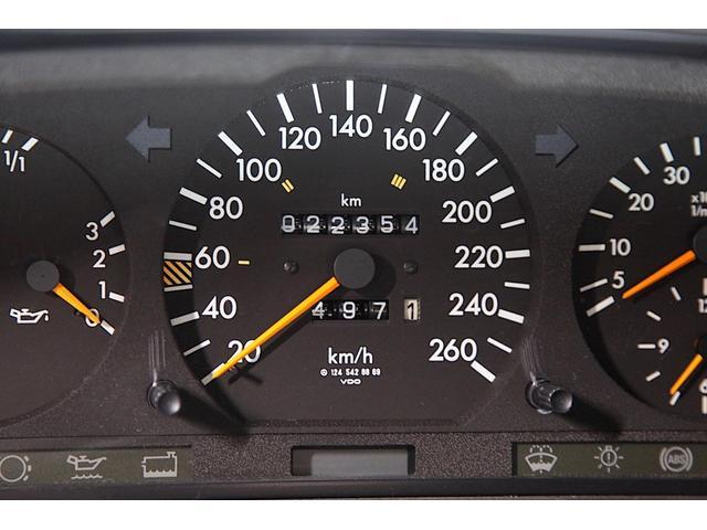 E320 W124 95年式 走行23000km(16枚目)