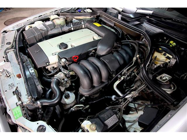 E320 W124 95年式 走行23000km(17枚目)