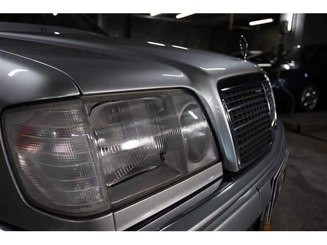 E320 W124 95年式 走行23000km(20枚目)