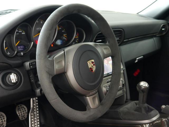 911GT3 クラブスポーツ 正規D車 バケットS 2年保証(11枚目)