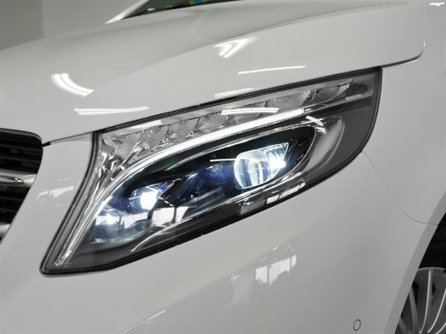 メルセデス・ベンツ M・ベンツ V220 d レーダーセーフティパッケージ 新車保証