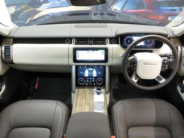 ヴォーグ 258PS ディーゼル 4WD SVOプレミアムパレット ピクセルLED エスプレッソレザー シートベンチレーション パノラマルーフ ドライバーアシストパック(7枚目)