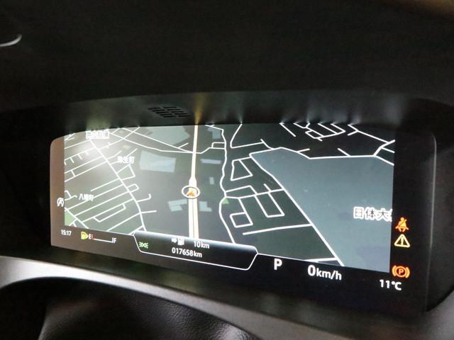 デジタル画面のドライバーディスプレイをそうぶ。マップ画面も表示でき、ドライバーの支援を致します。メディアやフルスクリーンマップ等、様々な表示パターンがありますので好みの設定をお試しください。
