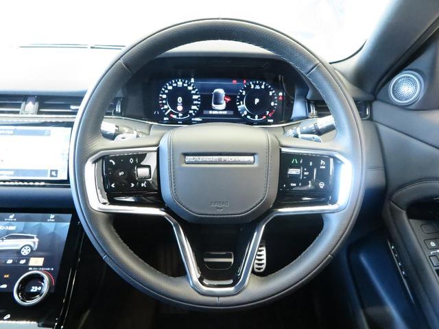 R-ダイナミック SE 新型2021年 Pivi Pro 黒革 12way電動調整シート・シートH ACC プレミアムLEDヘッド アダプティブダイナミクス オプション21A/W ヘッドアップディスプレイ ウェイドセンシング(3枚目)
