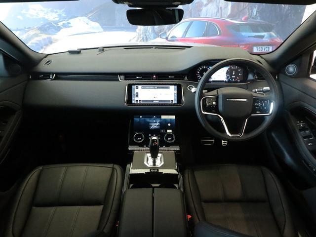 R-ダイナミック S 2021MY ブラックレザーシート アダプティブクルーズコントロール OP20AW シートヒーター ブラックコントラストルーフ コールドクライメートコンビニエンスパック プライバシーフィルム(12枚目)