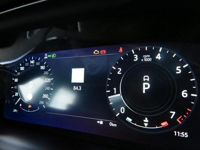R-ダイナミック S 2021MY 黒革 PiviPro 12way電動調整シート・シートH ACC プレミアムLEDヘッド ブラックコントラストルーフ オプション20A/W コールドクライメートパック プライバシーガラス(6枚目)