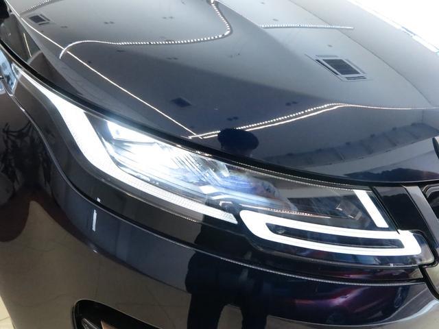R-ダイナミック S 2021MY 黒革 PiviPro 12way電動調整シート・シートH ACC プレミアムLEDヘッド ブラックコントラストルーフ オプション20A/W コールドクライメートパック プライバシーガラス(10枚目)