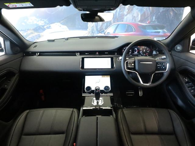 R-ダイナミック S 2021MY 黒革 PiviPro 12way電動調整シート・シートH ACC プレミアムLEDヘッド ブラックコントラストルーフ オプション20A/W コールドクライメートパック プライバシーガラス(13枚目)