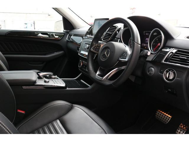 GLE350d 4マチックスポーツ レーダーセーフティP AMGスタイリングP 黒革シート 全席シートヒーター ナビ地デジ 360度カメラシステム ハーマンカードンS 電動Rゲート LEDヘッドライト PTS AMG20AW 2年保証(25枚目)