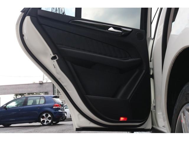 GLE350d 4マチックスポーツ レーダーセーフティP AMGスタイリングP 黒革シート 全席シートヒーター ナビ地デジ 360度カメラシステム ハーマンカードンS 電動Rゲート LEDヘッドライト PTS AMG20AW 2年保証(30枚目)