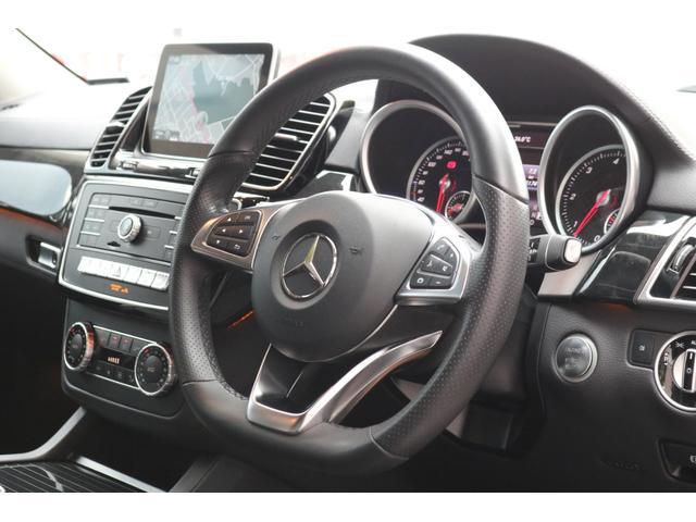 GLE350d 4マチックスポーツ レーダーセーフティP AMGスタイリングP 黒革シート 全席シートヒーター ナビ地デジ 360度カメラシステム ハーマンカードンS 電動Rゲート LEDヘッドライト PTS AMG20AW 2年保証(33枚目)