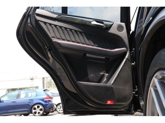 GLE350d 4マチック クーペスポーツ レーダーセーフティP AMGスタイリングP パノラマSR 黒革シート ナビ地デジ 360度カメラ AppleCarPlay ハーマンカードン LEDヘッドライト 電動Rゲート AMG21AW 2年保証(30枚目)