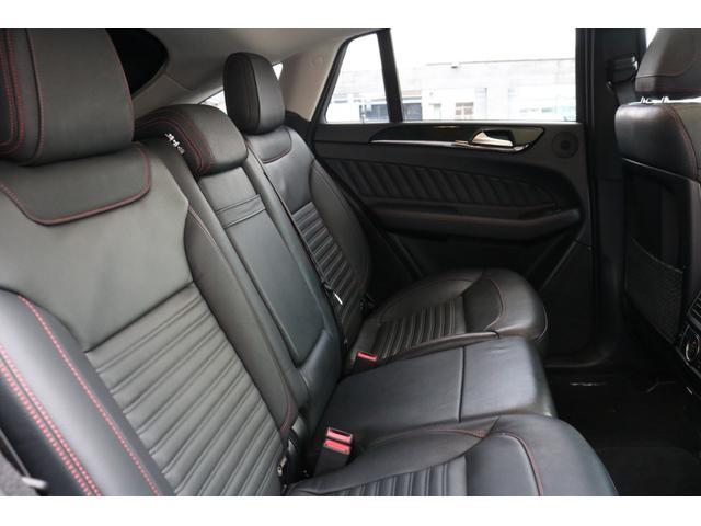 GLE350d 4マチック クーペスポーツ レーダーセーフティP AMGスタイリングP パノラマSR 黒革シート ナビ地デジ 360度カメラ AppleCarPlay ハーマンカードン LEDヘッドライト 電動Rゲート AMG21AW 2年保証(34枚目)
