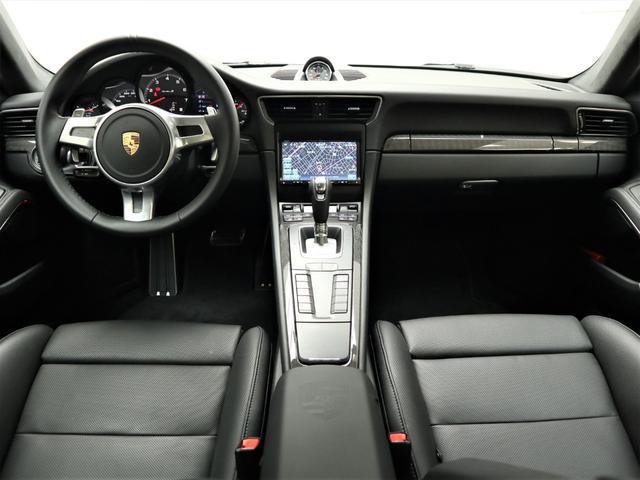 911ターボS スポクロ 黒革  エントリードライブ(6枚目)