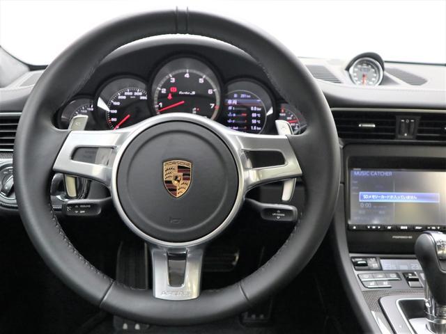 911ターボS スポクロ 黒革  エントリードライブ(13枚目)