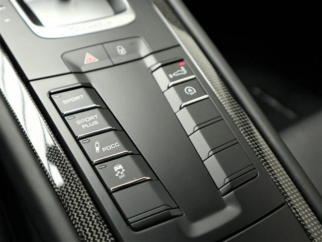 911ターボS スポクロ 黒革  エントリードライブ(19枚目)