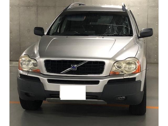 「ボルボ」「ボルボ XC90」「SUV・クロカン」「東京都」の中古車4