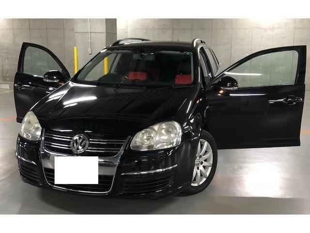 「フォルクスワーゲン」「VW ゴルフヴァリアント」「ステーションワゴン」「東京都」の中古車3