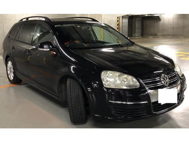 「フォルクスワーゲン」「VW ゴルフヴァリアント」「ステーションワゴン」「東京都」の中古車6