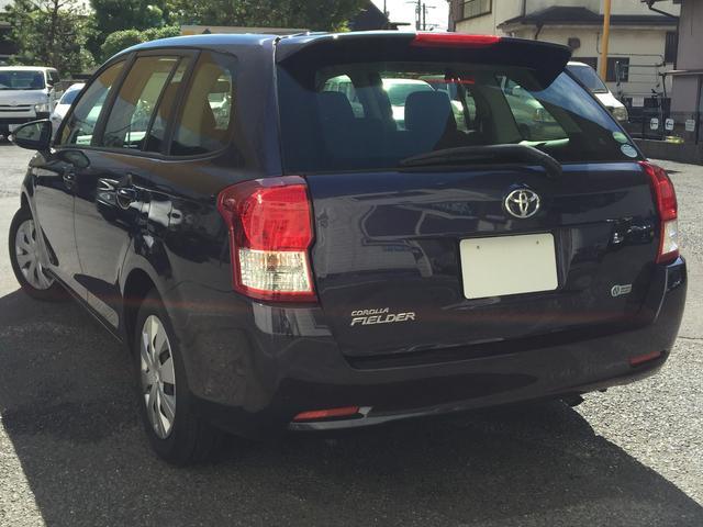 トヨタ カローラフィールダー 1.5X TV ナビ ステーションワゴン CVT
