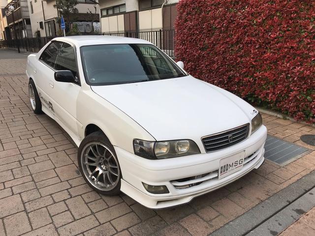 「トヨタ」「チェイサー」「セダン」「埼玉県」の中古車3