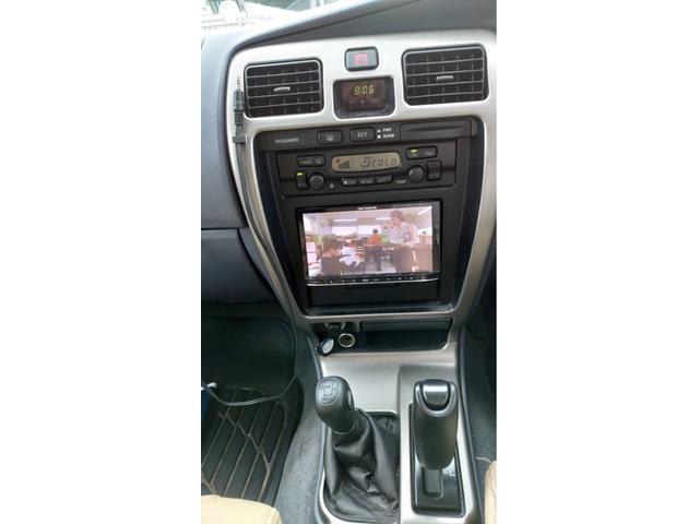 SSR-X 4WD リフトアップ ナビ(6枚目)