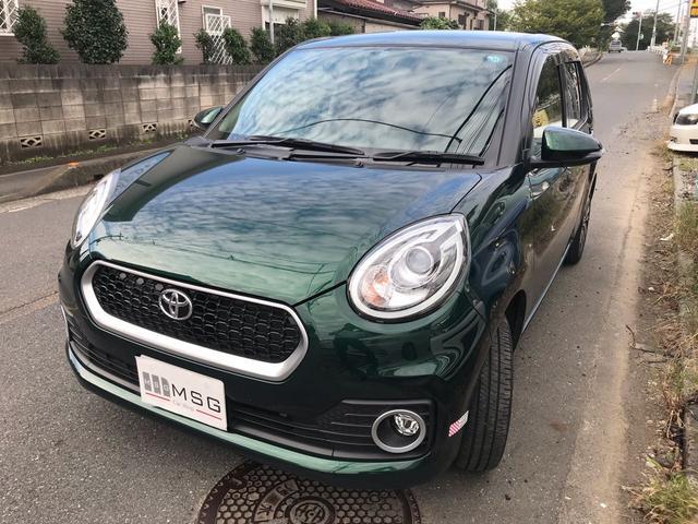 「トヨタ」「パッソ」「コンパクトカー」「埼玉県」の中古車4