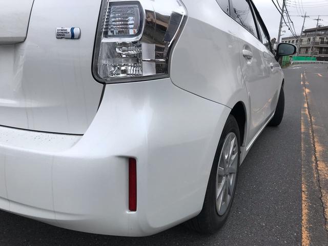 「トヨタ」「プリウスα」「ミニバン・ワンボックス」「埼玉県」の中古車9