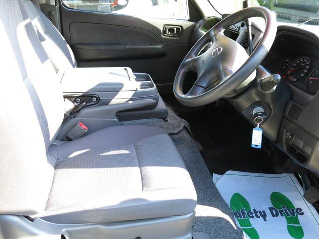 日産 キャラバン ロングDX後席窓 後3面イージークローザ 5AT可変バルタイ
