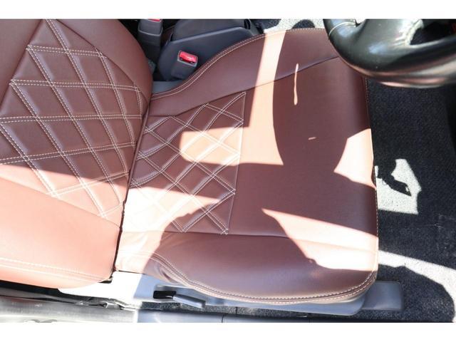 日産 キャラバン ロングDX V-LTDII ナビTV 革調カバー後窓ベルト