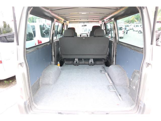 ロングDX V-LTD II ナビETC後席窓ベルト Tチェ(4枚目)