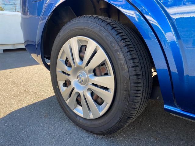 タイヤの溝はしっかりありますので安心してお乗りだしできます!