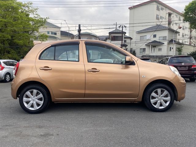 「日産」「マーチ」「コンパクトカー」「神奈川県」の中古車4