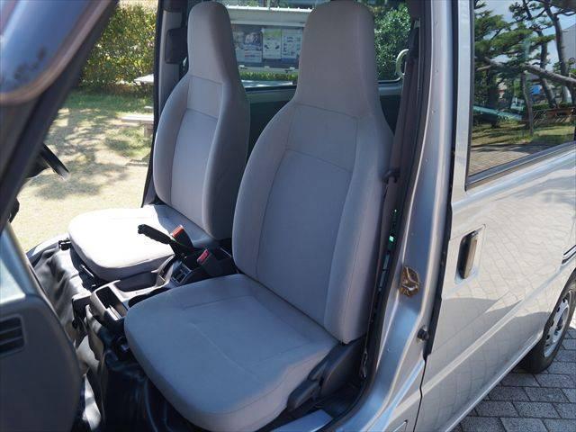 福祉車両トランスポーター リフト式車いす移動車 車いす2台積(17枚目)