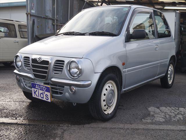 「スズキ」「セルボクラシック」「軽自動車」「神奈川県」の中古車9