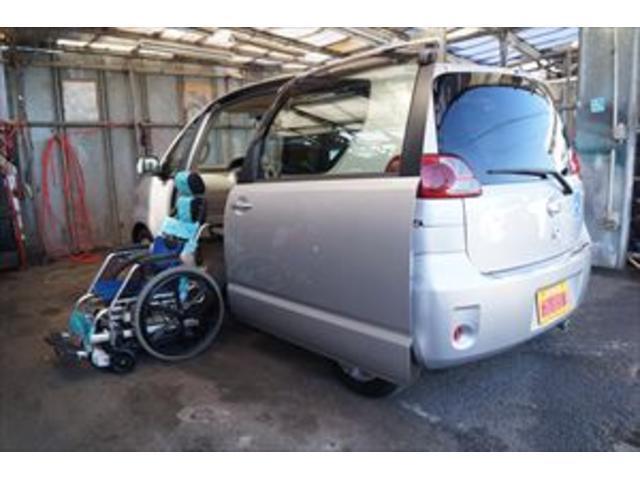 150r 福祉車両 車両金額非課税 ウェルキャブサイドアクセス車 専用車いす仕様(34枚目)