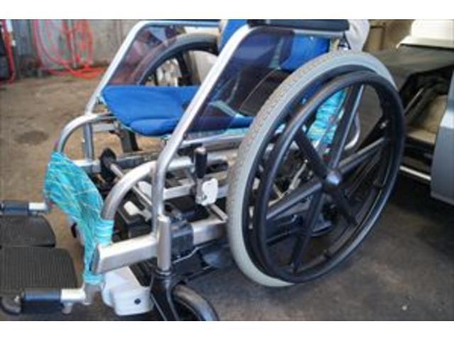 150r 福祉車両 車両金額非課税 ウェルキャブサイドアクセス車 専用車いす仕様(39枚目)